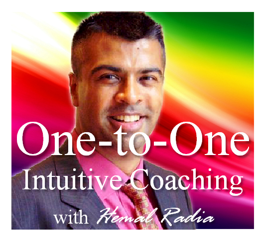 One-to-One Intuitive Coaching with Hemal Radia